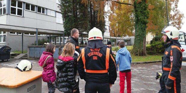 16 Kinder mussten in Salzburg ins Spital