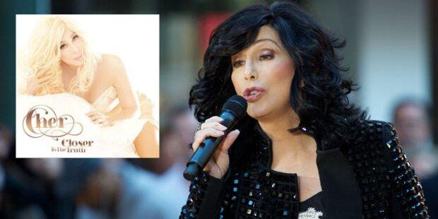 Cher nimmt Angriff auf Album-Charts