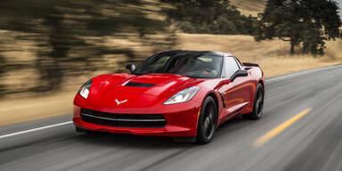 Corvette kommt mit Formel-1-Feature