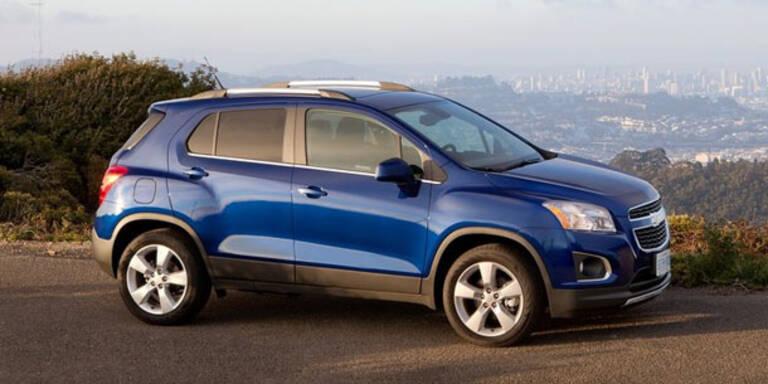 Das kostet der neue Chevrolet Trax