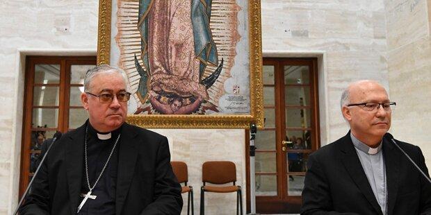Alle chilenischen Bischöfe treten zurück