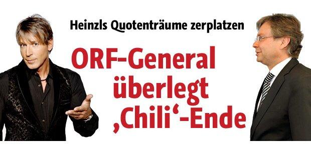 ORF denkt über ,Chili'-Ende nach