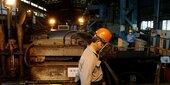 China schafft neuen Stahlriesen