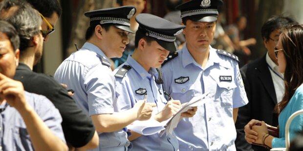 China: Immer mehr Übergriffe auf Reporter