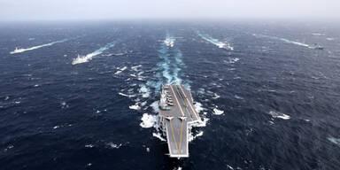 Konflikt im Südchinesischen Meer eskaliert