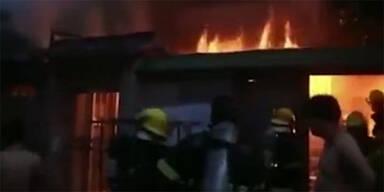 China: Wohnhausbrand fordert mindestens 22 Tote