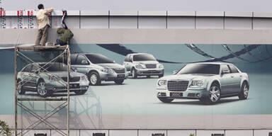 China überholt USA als größter Automarkt