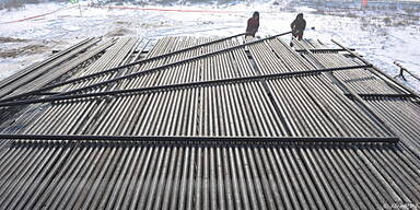 China dämpft Rückgang dank starker Nachfrage