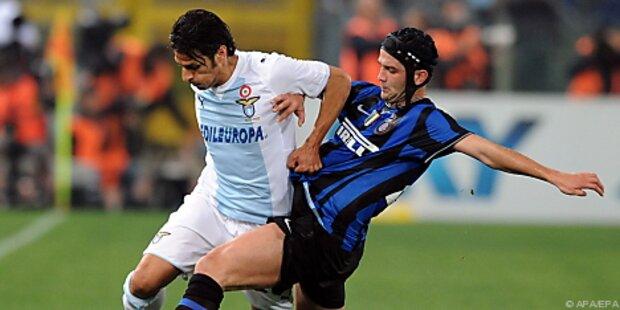 Inter nach 2:0 gegen Lazio am Weg Richtung Titel