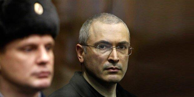 Chodorkowski-Urteil kam angeblich von oben