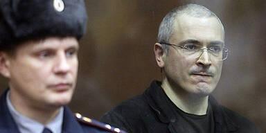 Chodorkowski noch 4 Jahre in Haft