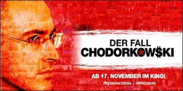 Chodorkowski Filmstart in Russland