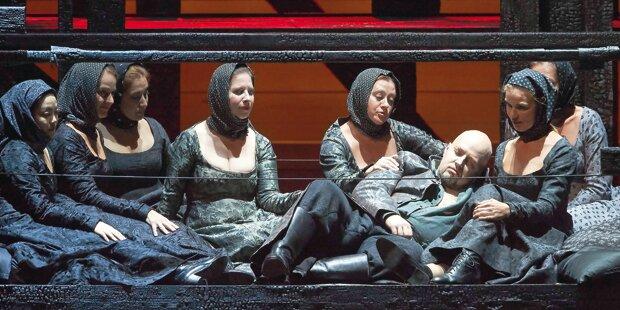 Oper: Kalifornien meets Mussorgski