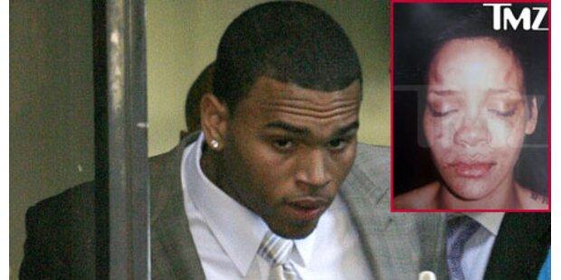 Rihannas Prügel-Freund entgeht Haft