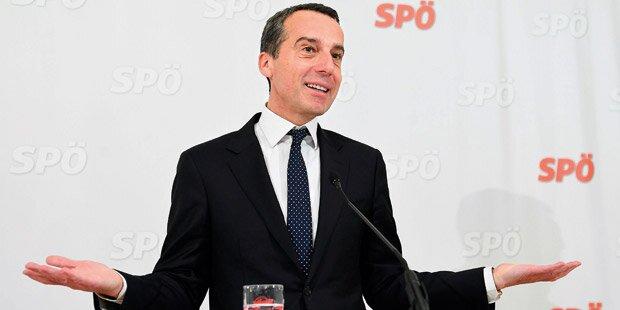 Kern: Präsident soll CETA nicht zustimmen