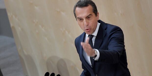 SPÖ-Streit: Kern postet jetzt seine Umfragewerte
