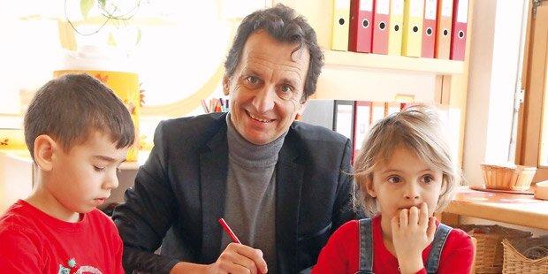 Radikalisierung in 150 Kindergärten?
