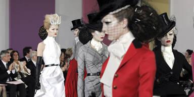 Christian Dior - Roben und Reiterchic