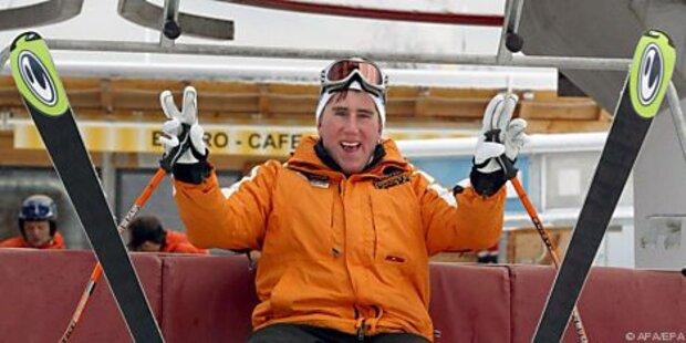Deutscher stellte Rekord im Indoor-Skifahren auf
