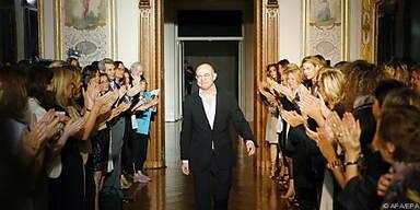 Christian Lacroix war ein Star der Modewelt