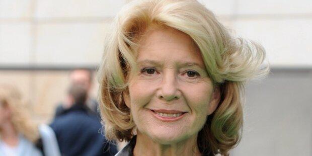 Christiane Hörbiger wettet bei Lanz mit