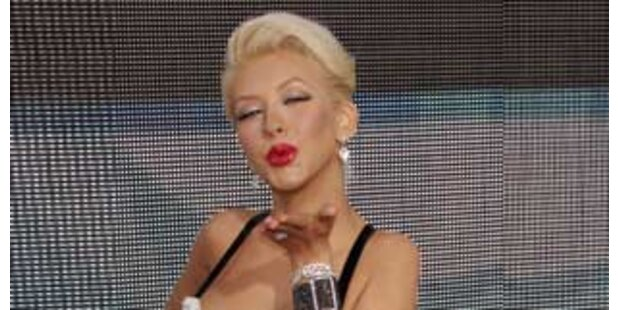 Christina Aguilera findet Frauenkörper sexy