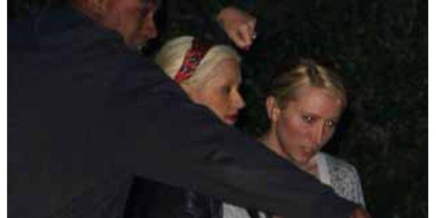 Rabenmutter? Christina Aguilera ist Partyqueen