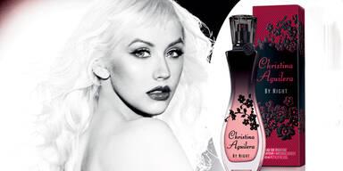 Christina Aguilera 'By Night' Parfum