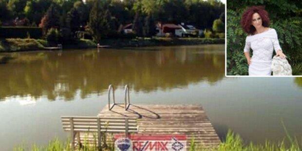 Mausi Lugner baut ein Haus am See