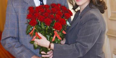 Zum Valentinstag: Die Life Ball Rose