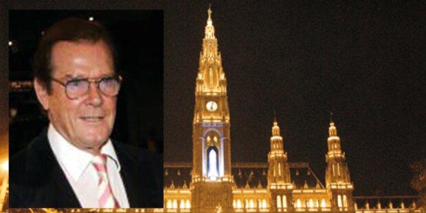 Ein Christkindl für Bond in Österreich
