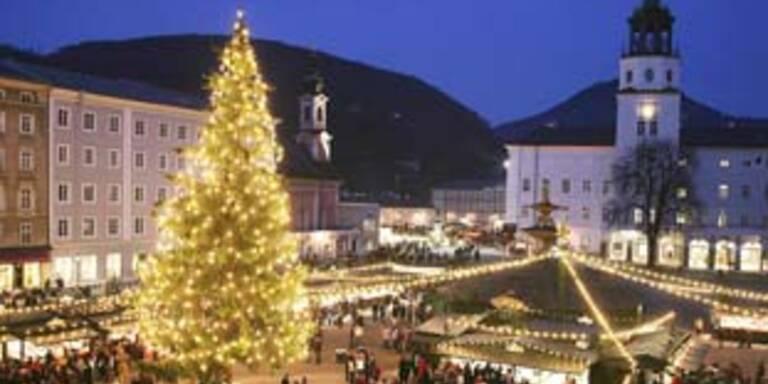 Volle Betten in Salzburg