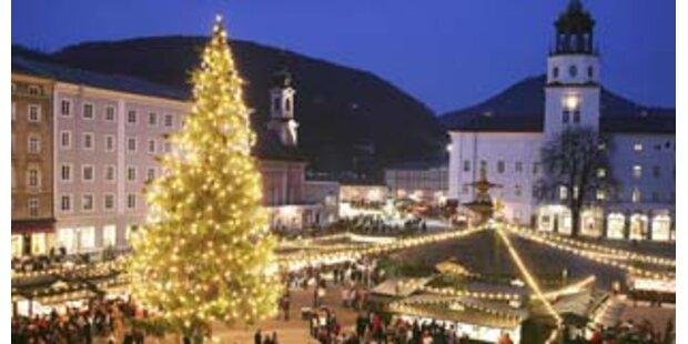Der Salzburger Christkindlmarkt 2013