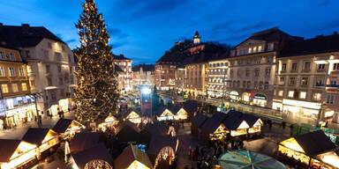 Terror-Attacke auf Grazer Markt geplant