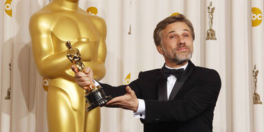 Christoph Waltz - Oscar 2010