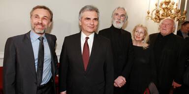 Christoph Waltz in Wien