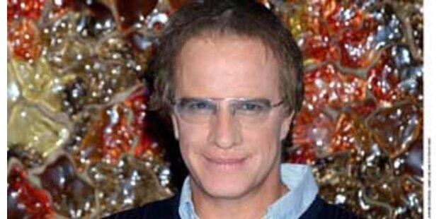 Christophe Lambert eröffnet Internet-Schenkbörse
