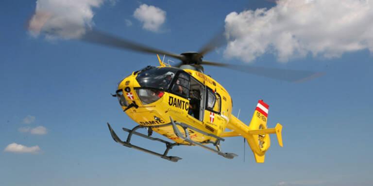30-Jähriger stürzte mit Pkw in Graben