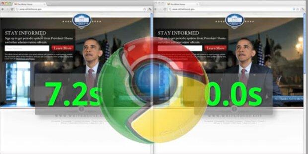 Fertige Version von Chrome 13 verfügbar