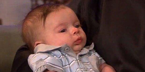 Das könnte Chuck Norris' Baby sein