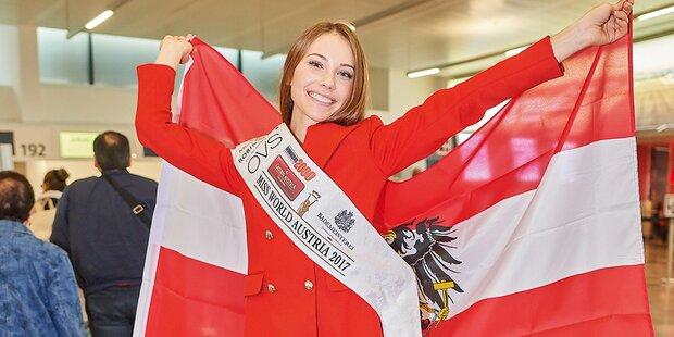 Austro-Missen kämpfen um internationale Krone