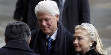 Clintons Prag