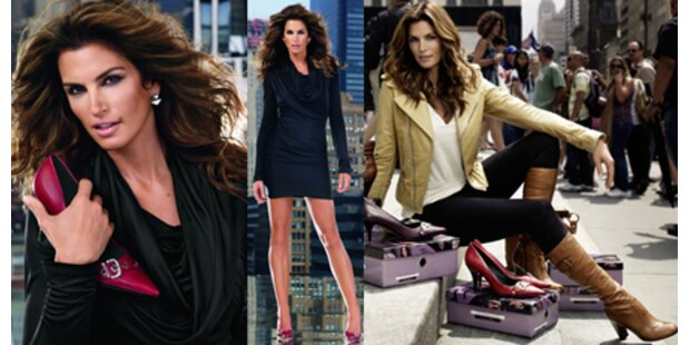 Cindy: Schuhkollektion bei Deichmann