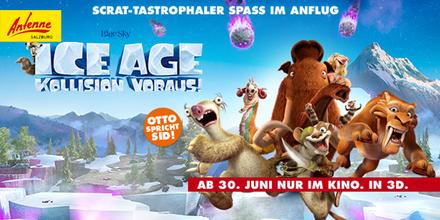 Ice Age 5 - Kollision voraus !