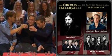 Circus HalliGalli mit Schweihöfer