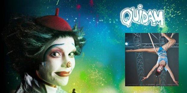 Cirque Du Soleil erobert Wien