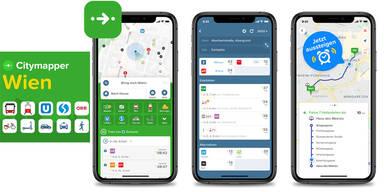 Öffi-App Citymapper jetzt auch für Wien