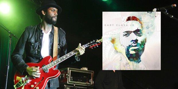 Gary Clark Jr. ist der neue Jimi Hendrix