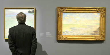 Claude Monet im Belvedere