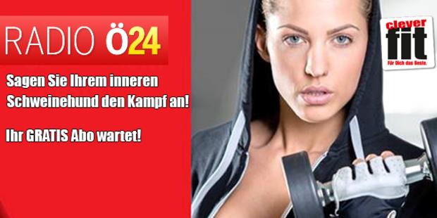 Eine von Drei Jahresmitgliedschaften bei clever fit Wien Döbling!